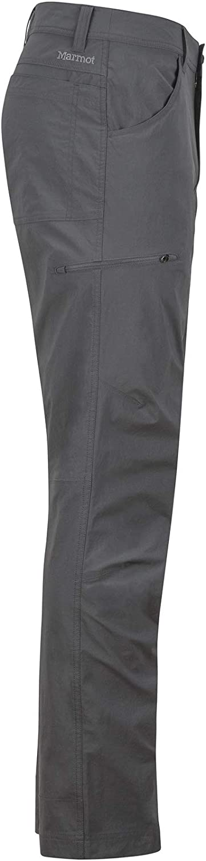 Pantalones de trekking Softshell para caminar transpirables y repelentes al agua Hombre Marmot Arch Rock Pant
