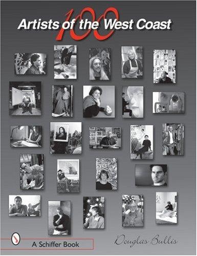 100 Artists of the West Coast (Schiffer Book) ebook