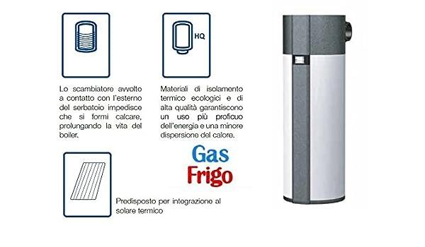 Calentador de Bomba de calor 300 Lt ECA Tech * * * Incluye en el precio Gestión de Negocios bancarios térmico 2.0- Valor & # x20AC; 500: Amazon.es: ...