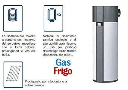 Calentador de Bomba de calor 300 Lt ECA Tech * * * Incluye en el precio