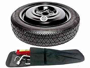 Kit de herramientas para llantas, para Honda Jazz, 38 cm, se guarda en el espacio de la rueda de repuesto: Amazon.es: Coche y moto