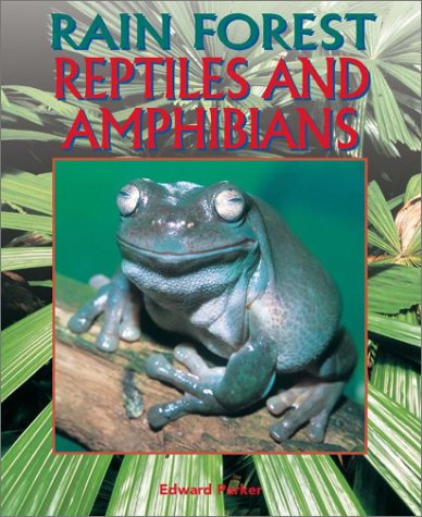Download Rain Forest Reptiles and Amphibians pdf
