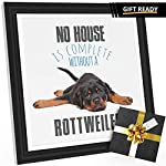 "Gifts for Rottweiler Lover | 7x7"" Tile Artwork 