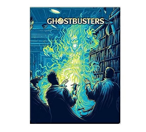 Ghostbusters Project POP ART Limited Edition Steelbook - Blu Ray + Digital HD