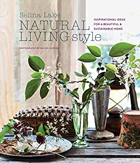 Book Cover: Natural Living Style: Inspirational ideas for a beautiful and sustainable home