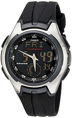 1bv Watch - Casio Men's AQ160W-1BV