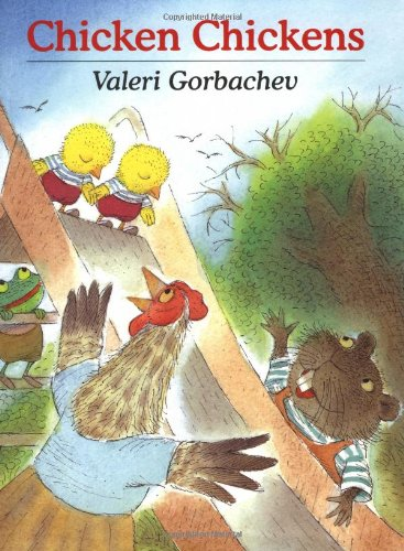 Image result for chicken chickens book gorbachev