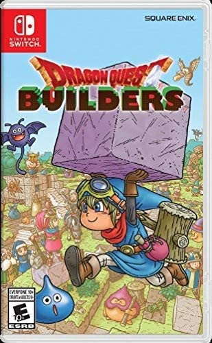 Amazon com: Dragon Quest Builders - Nintendo Switch