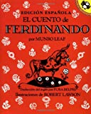 img - for El Cuento de Ferdinando (The Story of Ferdinand in Spanish) (Picture Puffins) book / textbook / text book