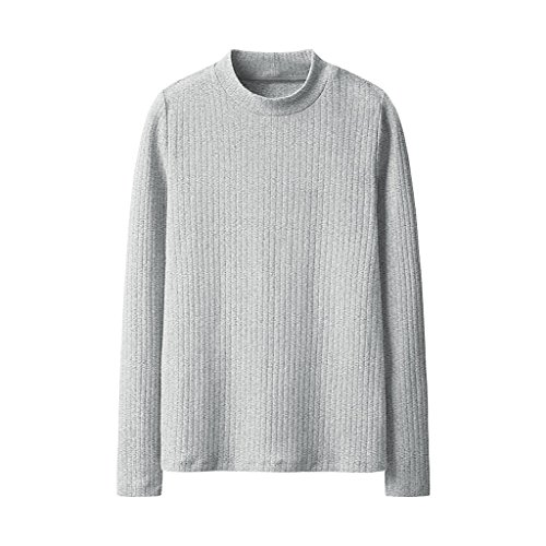Dimensioni Lunghe Maniche Xiang Inverno Shi colore Autunno Donna T shirt Slim A Shop B Xxl Li 8pHU6H