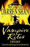 """Vampire Rites Trilogy (The Saga of Darren Shan)"" av Darren Shan"