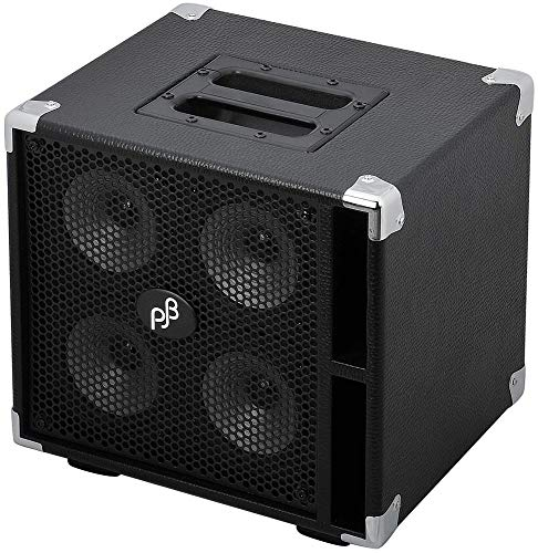 Phil Jones Bass Compact 4 400W 4x5 Bass Speaker Cabinet ()