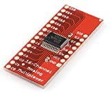 Analog/Digital MUX Breakout for Arduino