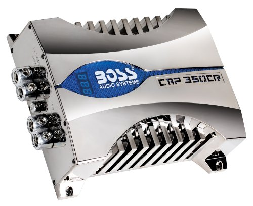 BOSS AUDIO CAP350CR 35 Farad Capacitor