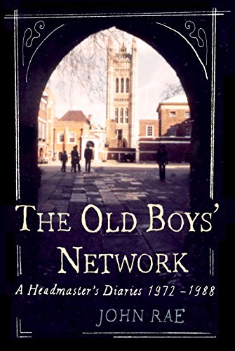 Download The Old Boys' Network ebook