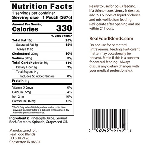 Real-Food-Blends-Beef-Potatoes-Peas-Pureed-Blended-Meal-94-Oz-Package-Pack-of-12