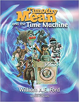 Image result for timothy mean and the time machine