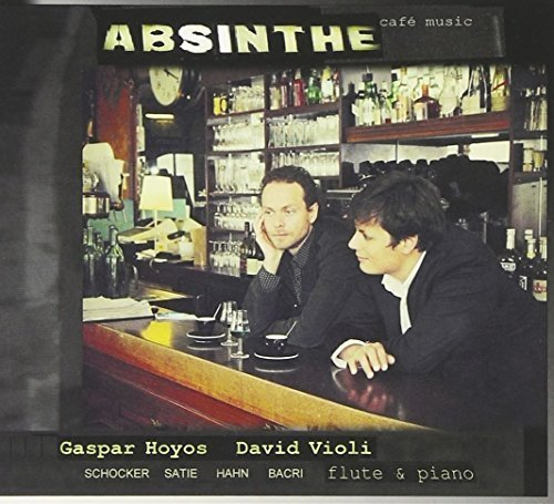 Absinthe - Cafe Music for Flute and Piano by Fleur De Son