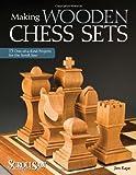 Making Wooden Chess Sets, Jim Kape, 156523457X