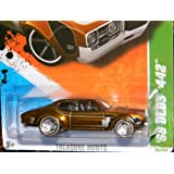 2011 Hot Wheels Super Treasure Hunt (8/15) 68 Olds 442