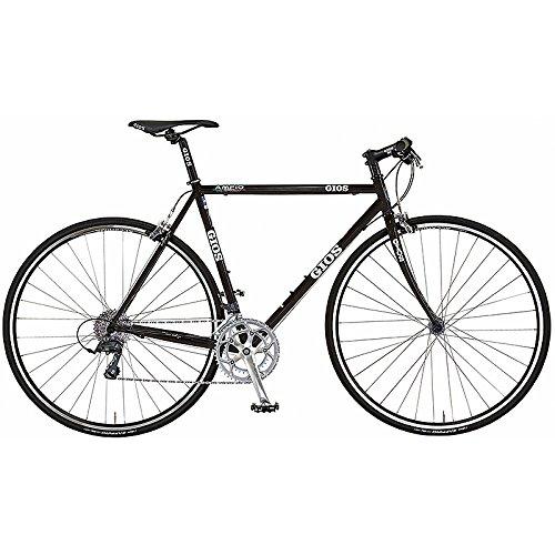 GIOS(ジオス) クロスバイク AMPIO BLACK 570mm B076BPHXHG