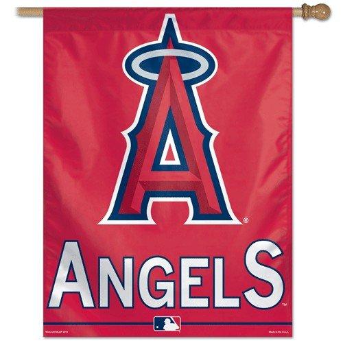 Los Angeles Angels of Anaheim Vertical Banner