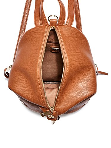 GUESS Backpack Cognac Women's by Dog G Clip Mini 5gxFHwxpq