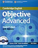 Objective Advanced Student's Book with Answers with CD-ROM, Felicity O'Dell and Annie Broadhead, 0521181720