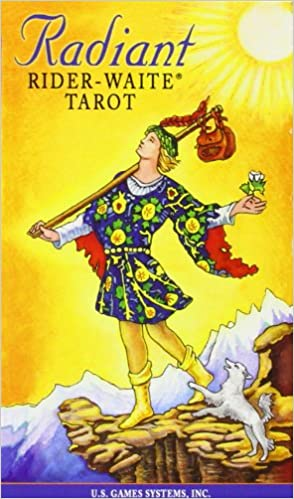 Radiant Rider-Waite Tarot Deck: Amazon.es: Pamela Smith, Inc ...
