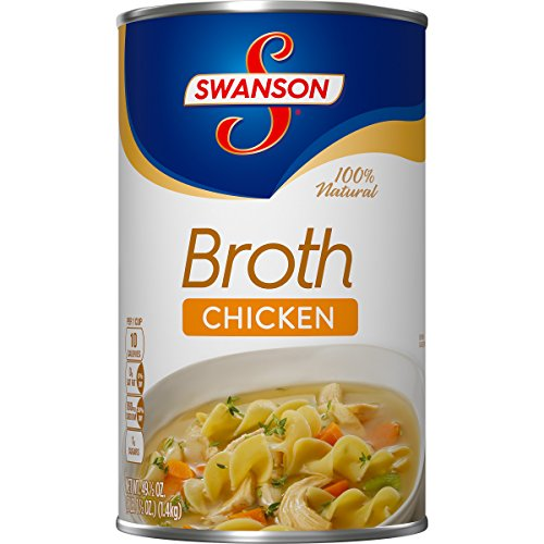 Swanson Broth, Chicken, 49.5 Ounce