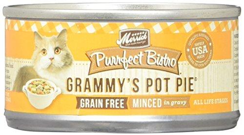 Merrick Purrfect Bistro Grain Free Grammy