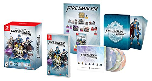 Fire Emblem Warriors Special Edition   Nintendo Switch