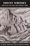 Search : Mount Whitney: Mountain Lore from the Whitney Store