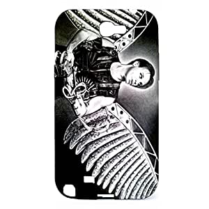 Samsung Galaxy Note 2 N7100 Case Rammstein German H?Rte Band 3D Shockproof Back Protector Phone Case