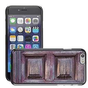 "Print Motif Coque de protection Case Cover // M00157520 La madera vieja degradado de fondo de // Apple iPhone 6 6S 6G 4.7"""