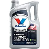 Automotive : Valvoline 5W-20 SynPower Full Synthetic Motor Oil - 5qt (787023)
