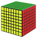 14Colors 2X2 to 9X9X9 Puzzle Cube magic Cube Educational toys (8x8x8)