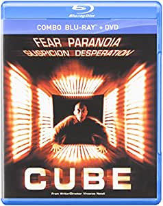 The Cube [Blu-ray + DVD]