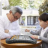 Magnetic Travel Chess Board Game Set with Storage