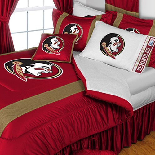 NCAA Florida State Seminoles - 2 pc Comforter Set - Twin College