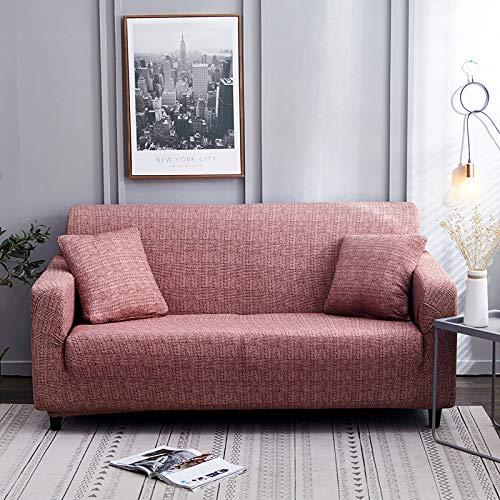 KWPAHD Funda de sofá Stretch Elastic Sofa Cover Cotton Sofa ...