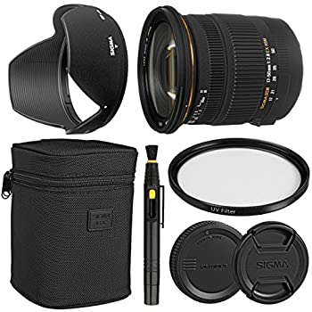 Image of Accessory Kits Sigma 17-50mm f/2.8 EX DC OS HSM Zoom Lens for Canon DSLRs with APS-C Sensors + Essential Bundle Kit + 1 Year Warranty - International Version
