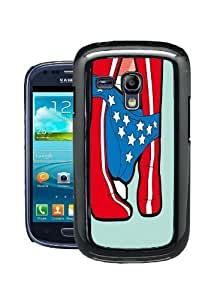 COVER FOR SAMSUNG GALAXY S3 MINI i8190 WONDER WOMAN POP by ruishername