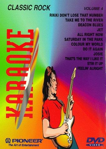 Karaoke / Classic Rock 504 (Classics Karaoke Dvd)