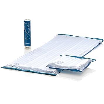 NRS Healthcare Repose llenos de aire colchón superposición y cojín Set - presión atención: Amazon.es: Salud y cuidado personal