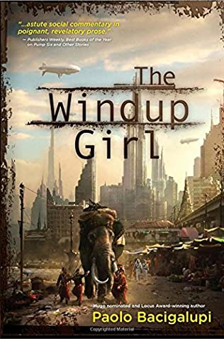 book cover of The Windup Girl