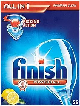 Calgonit - Finish powerball alles in 1 tab, pastillas para ...