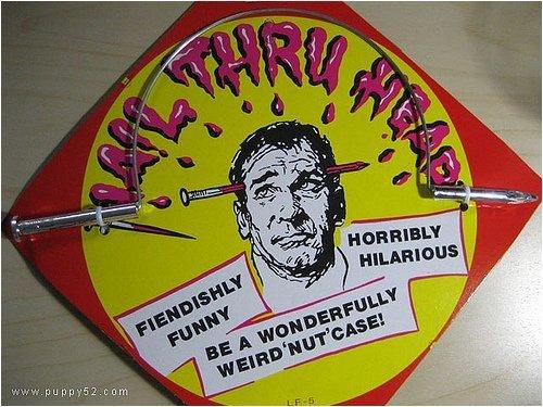 Nail Thru Head - Nail Thru Head by Hepkat Provisioners