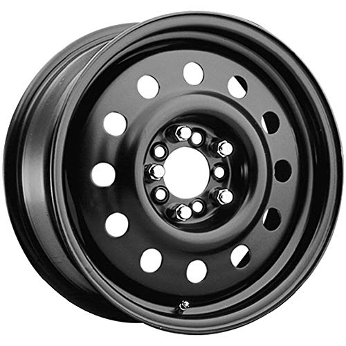 Amazon Com Pacer 83b Fwd Black Mod Black Wheel 16x6 54x4 50