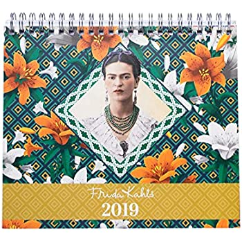 Amazon.com : Frida Kahlo Weekly Planner, Yearly Planner and ...
